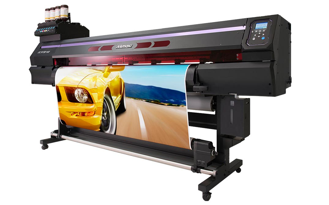 uv led printer mimaki ucjv150